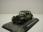 Citroen Traction Avant France 1944 1:43 Atlas Edition